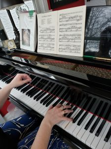 Piano Lessons in Yonkers, NY with Dr. Regina Zona