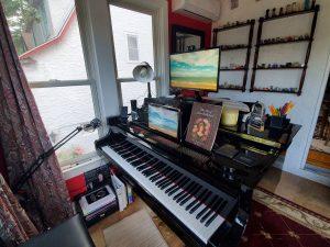The Online Singing Lessons Studio